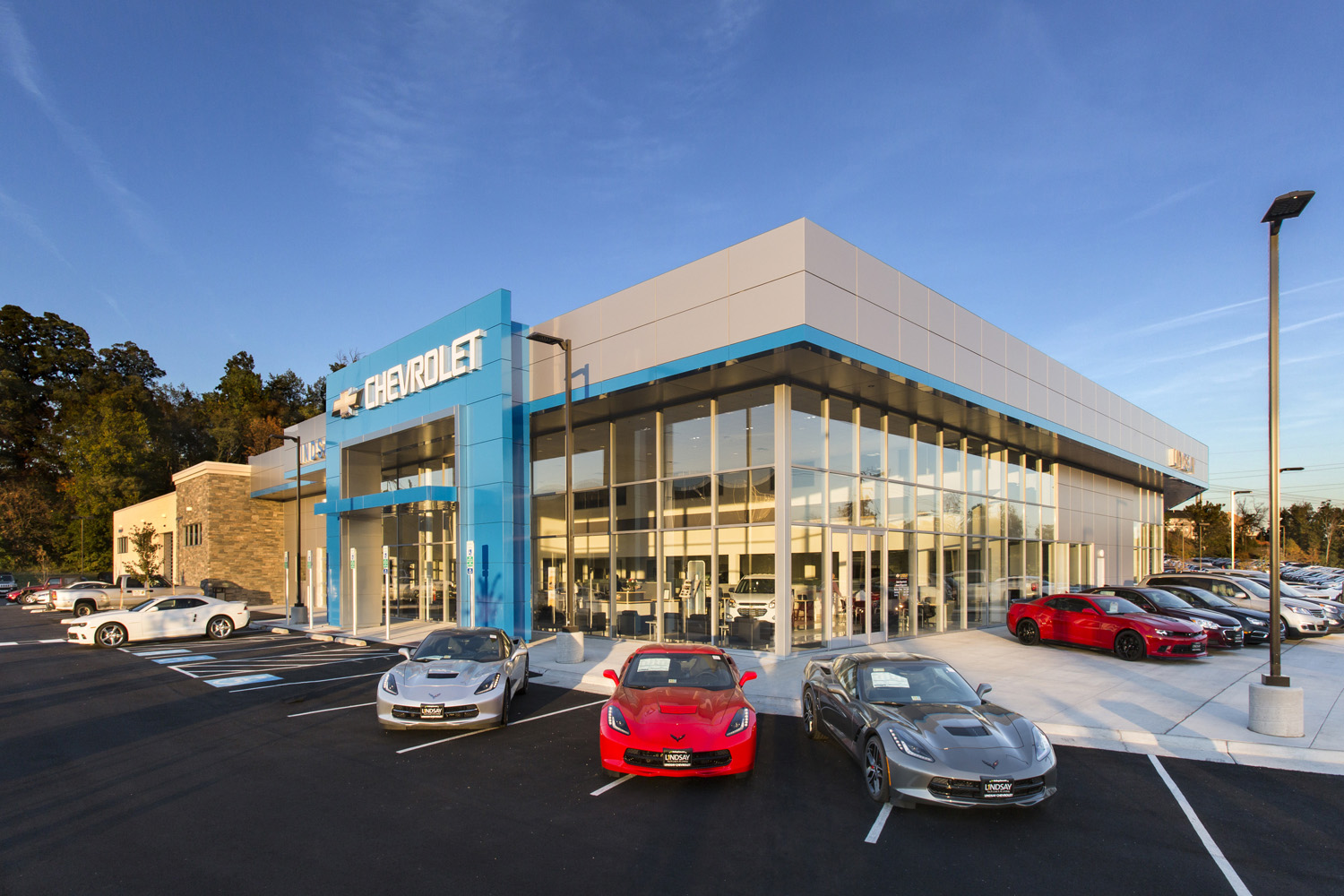 Chevy Dealership In Woodbridge Va