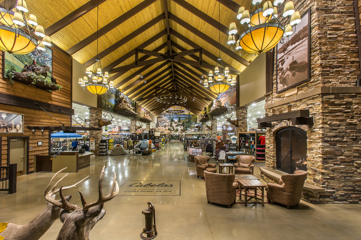 Interior Design Firms Utah Cabelas Interior Design
