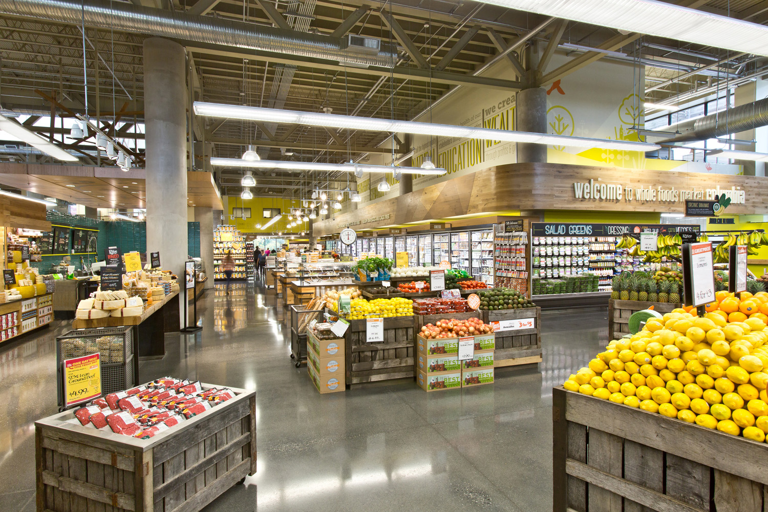whole foods market congruent outputs