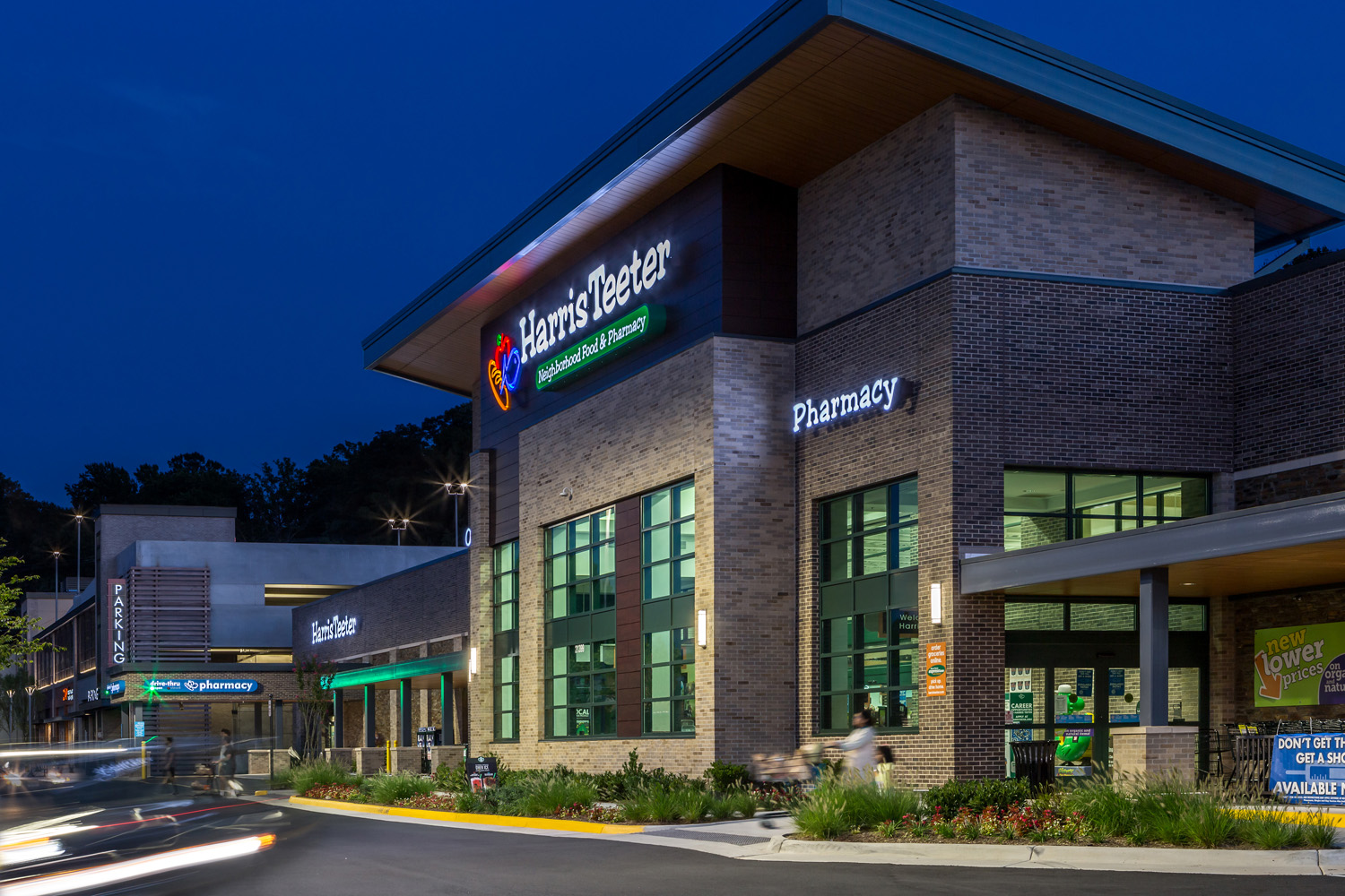 Harris Teeter At Cascades Overlook L F Jennings