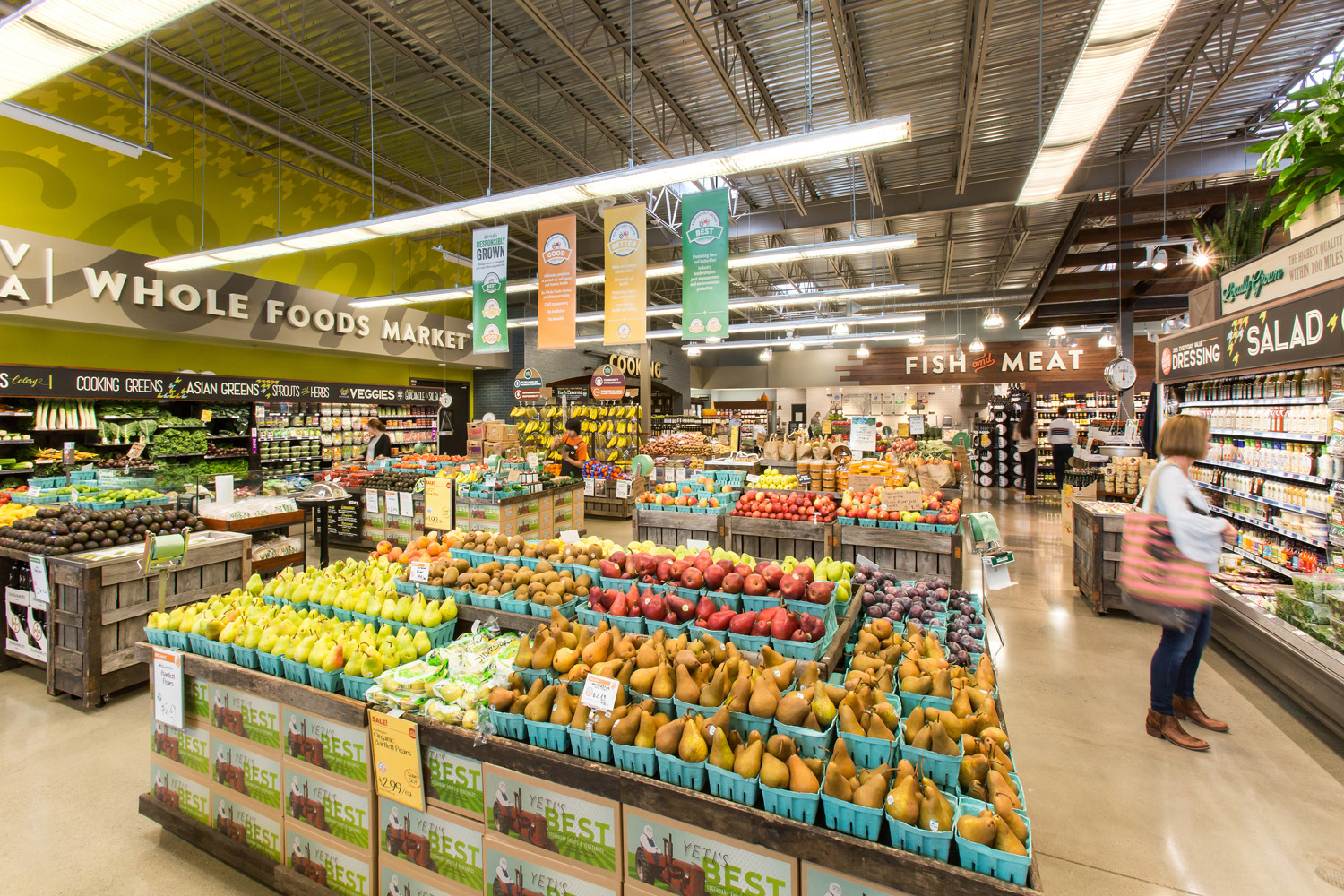 whole foods market feedback loops System feedback loops case 5 assignment: identify one balancing loop and one reinforcing loop these feedback loops should be critical to whole foods market.