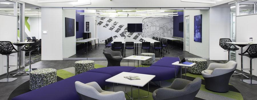 L.F. Jennings Corporate Interiors Continued Successes