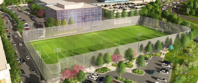 Tysons Technology Garage & Athletic Field