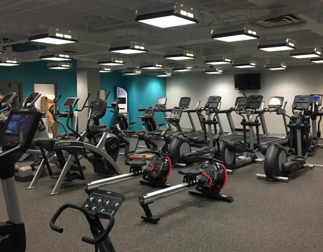 New YMCA Completed by L.F. Jennings Opens in Richmond