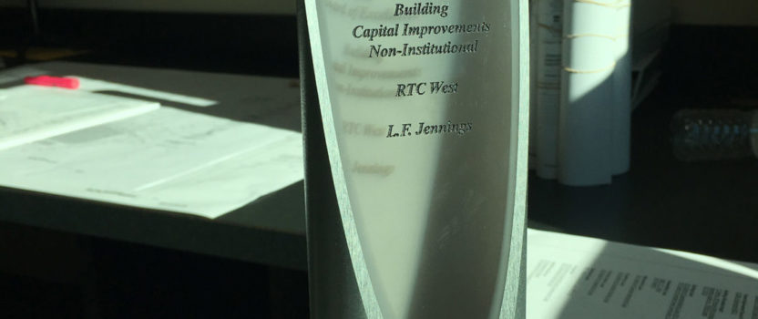 L.F. Jennings Honored with NAIOP Northern Virginia Award