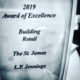 L.F. Jennings wins Award of Excellence at NAIOP Northern Virginia Gala